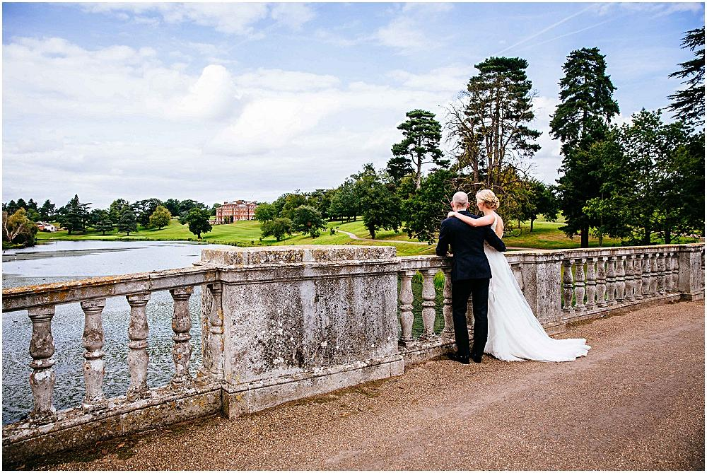 Brocket Hall wedding photography