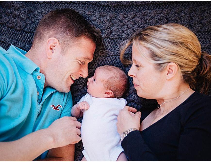Surbiton Newborn Photography – meeting little Ruby!