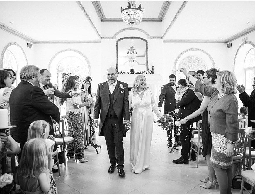 Northbrook Park wedding photography – Ellen & Ian