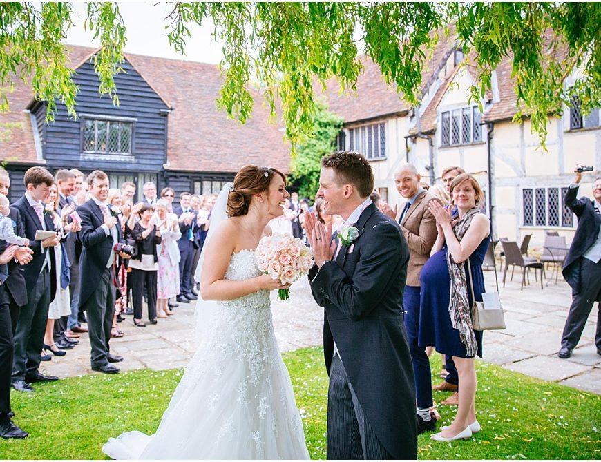 Cain Manor Wedding Photography – Jenny & Chris' Surrey Wedding