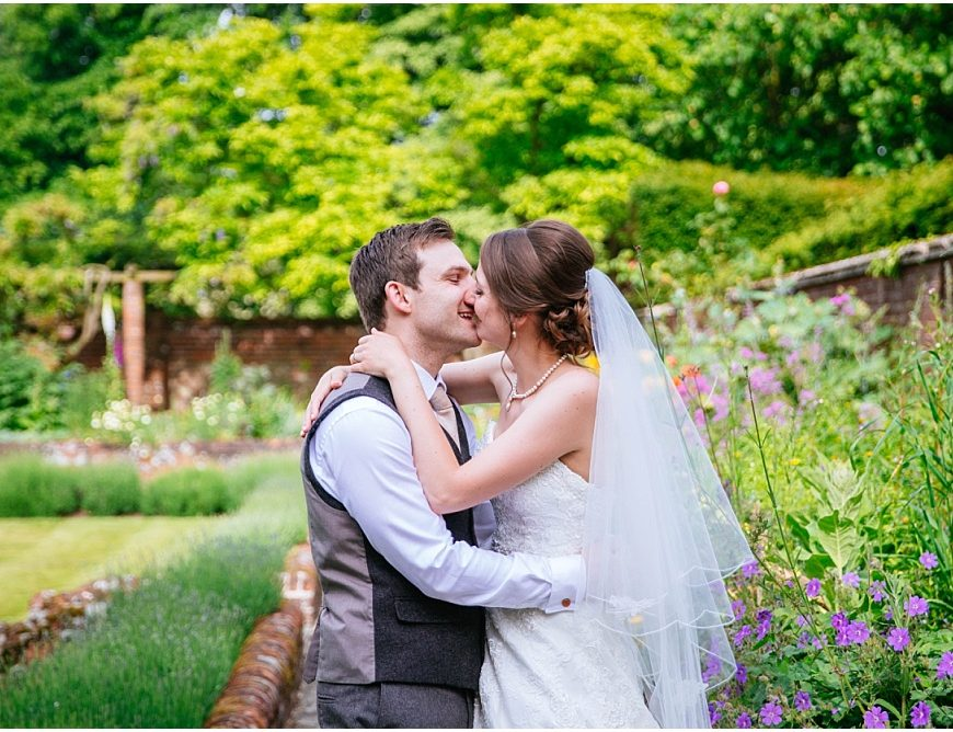 Lanwades Hall Wedding Photography – Amy & Nick's big day