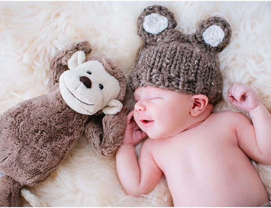 Wandsworth Newborn Photography – Little Ollie