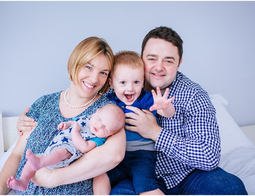 Wandsworth Family Photography – hello Oliver!