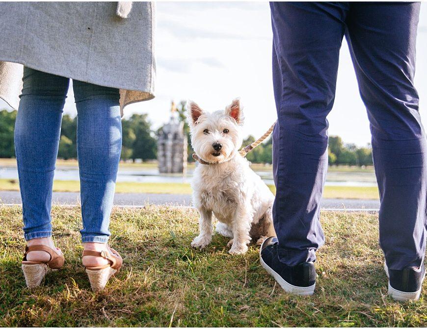 Bushy Park Engagement Photography – Adam & Annabel
