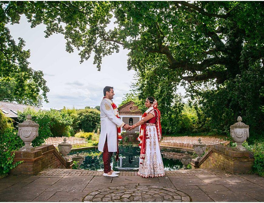 Micklefield Hall Wedding Photography – Nilani & Vinay's Hindu wedding