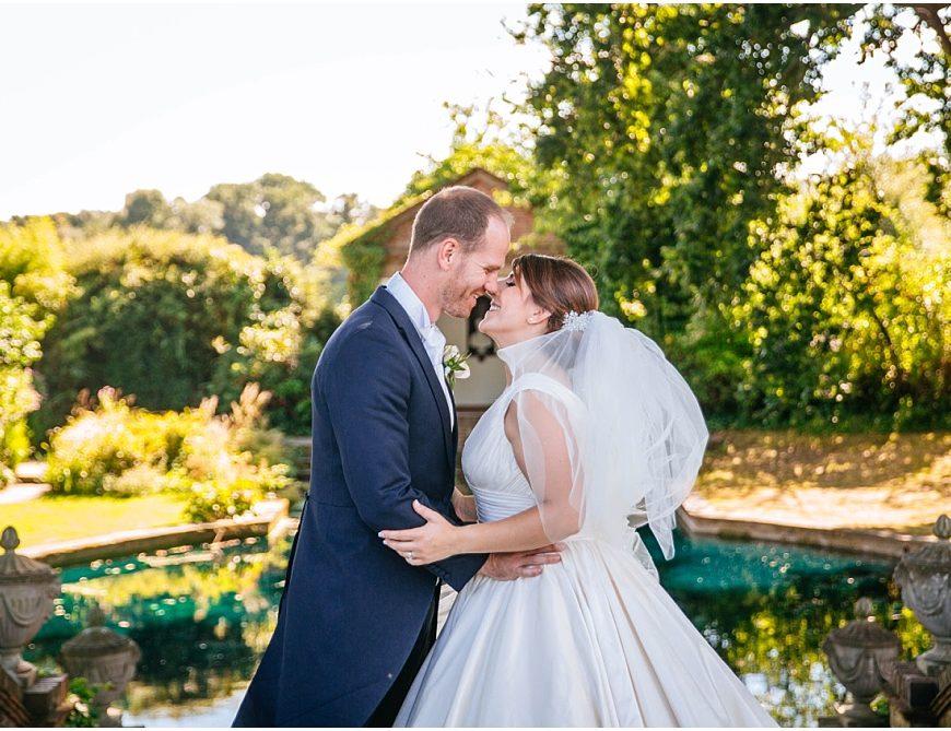 Micklefield Hall Wedding Photography – Lucia & Matt's epic wedding