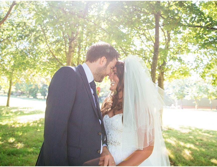 Westerham Golf Club wedding photography – Nat & Dom's Kent wedding