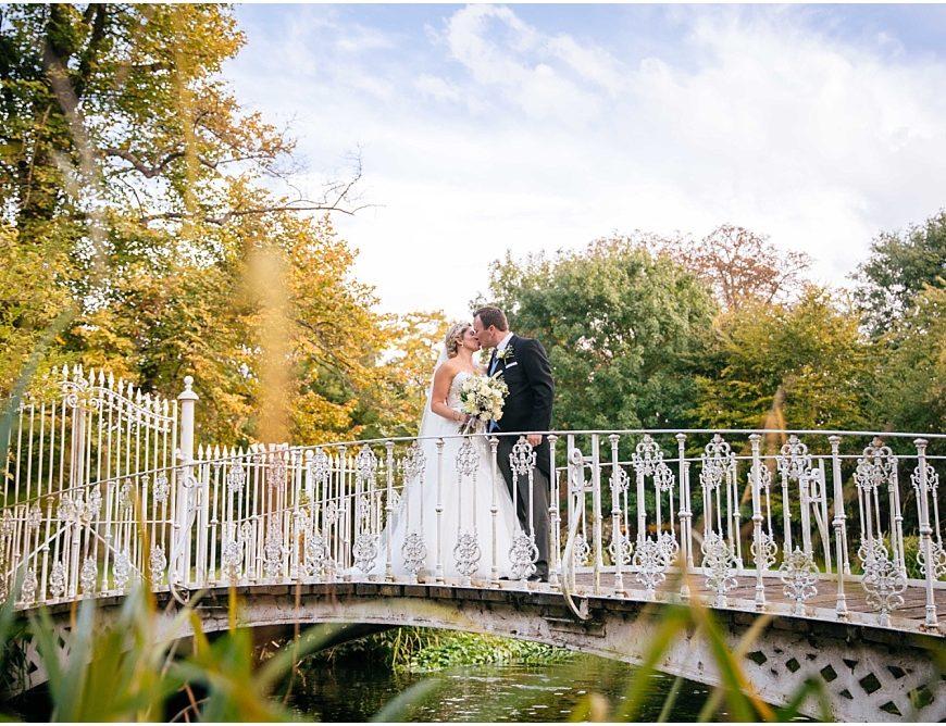 Morden Hall Wedding Photography – Annabel and Adam's Surrey wedding