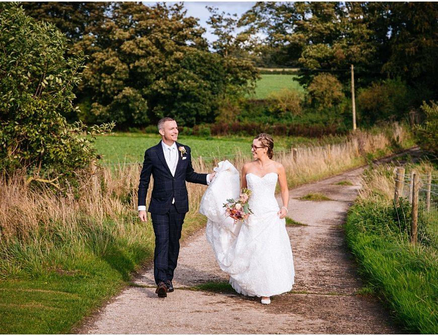 West Sussex Wedding Photographer – Jo & Matt's Farbridge Wedding