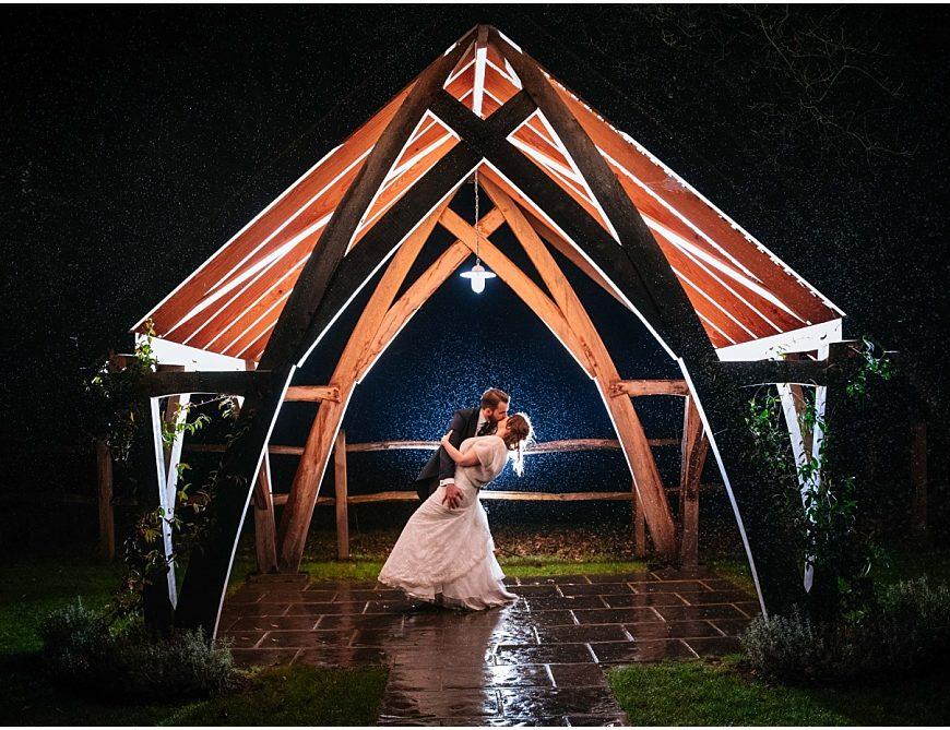 Millbridge Court Wedding Photography – Gemma & Matt's Christmas Wedding