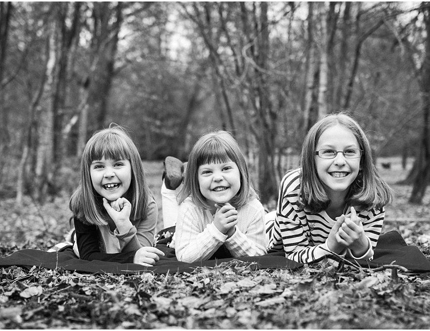 Surrey Family Photographer – a Virginia Water photoshoot