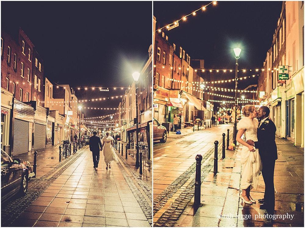Urban exmouth market wedding photography