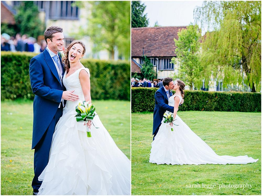 Stunning wedding couple