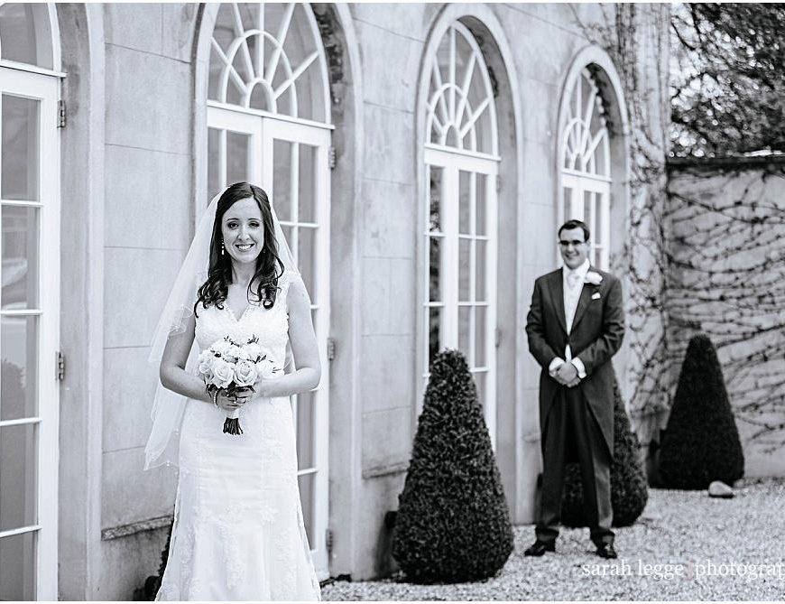 Surrey Wedding Photographer – Emma & Luke marry at Northbrook Park