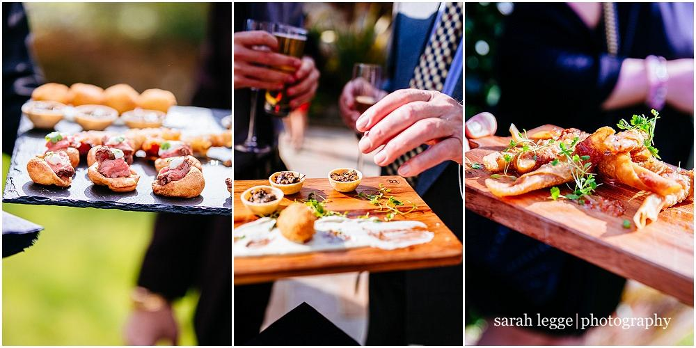 Canapes by Caper and Berry