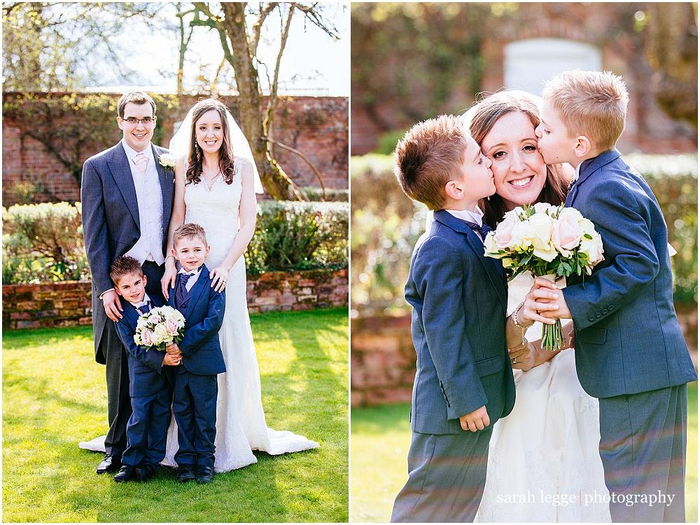 Cute pageboys