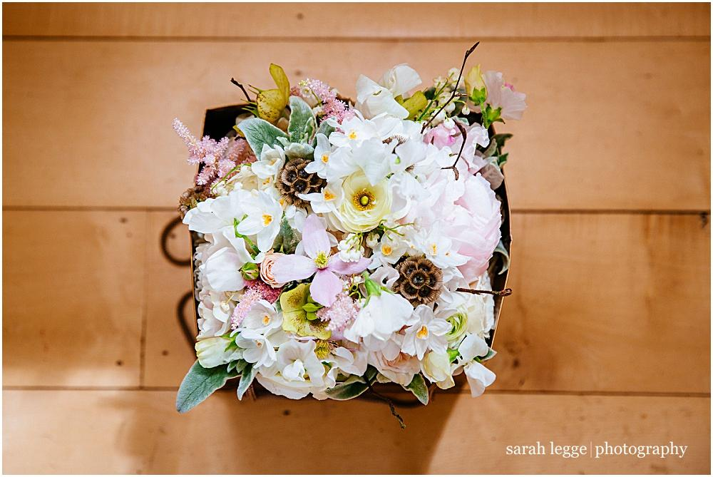 Beautiful bouquet by Jay Archer
