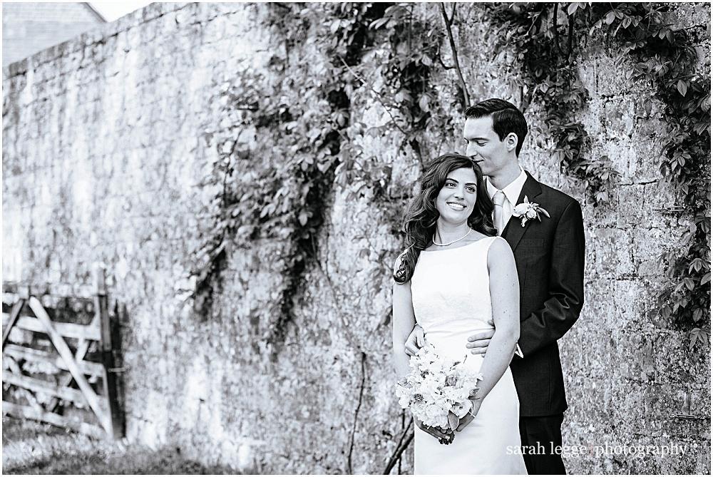 Surrey wedding barn
