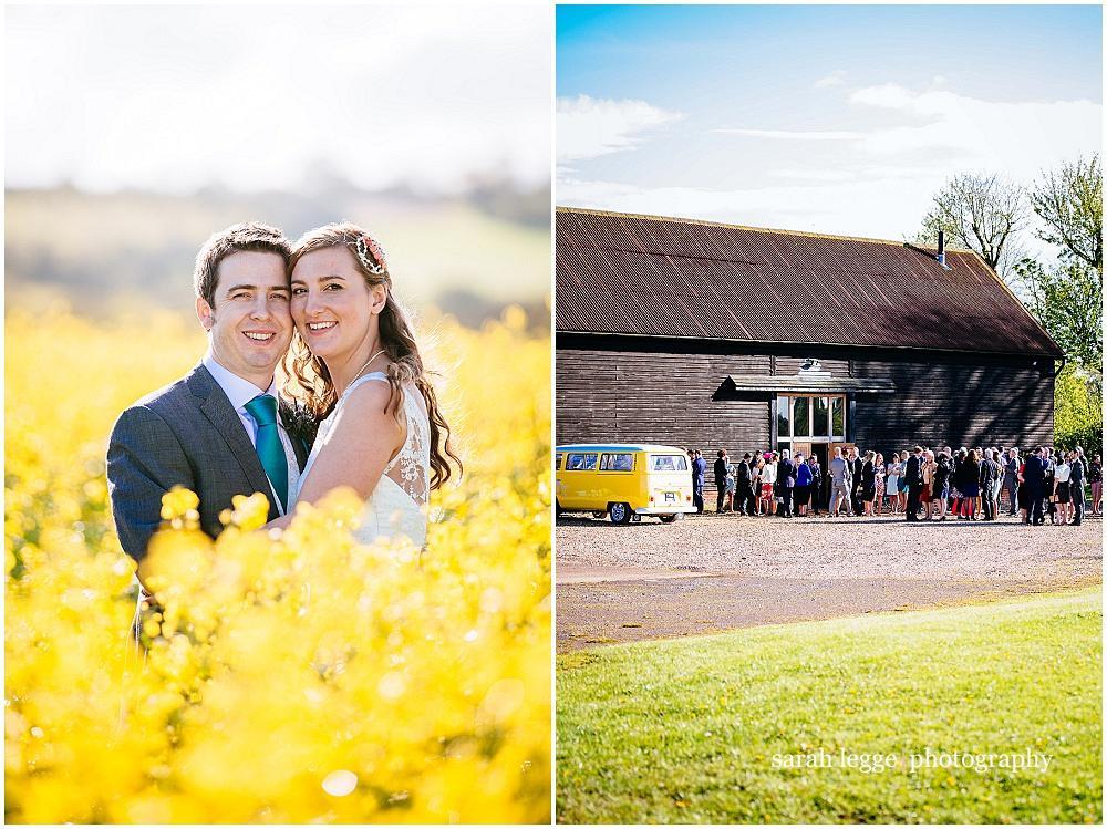 Bonhams barn wedding photographs