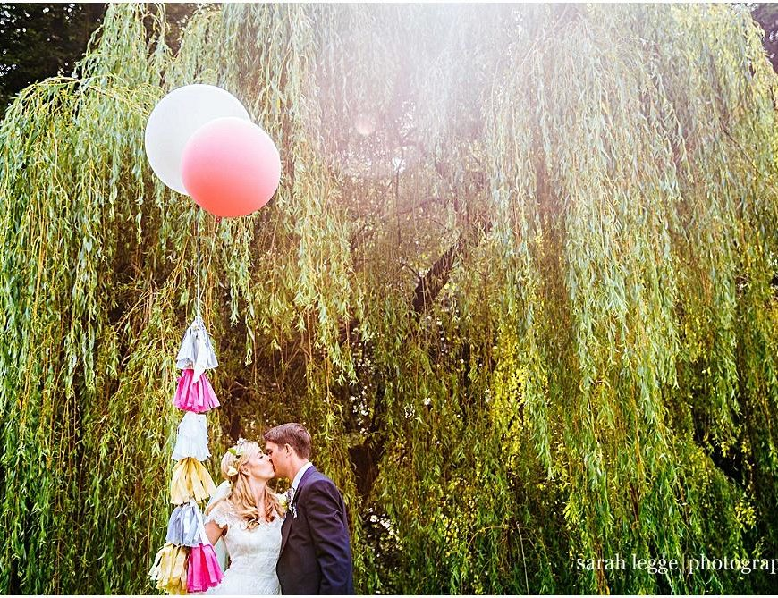 Surrey Wedding Photographer – Melissa & Thomas' Compton wedding