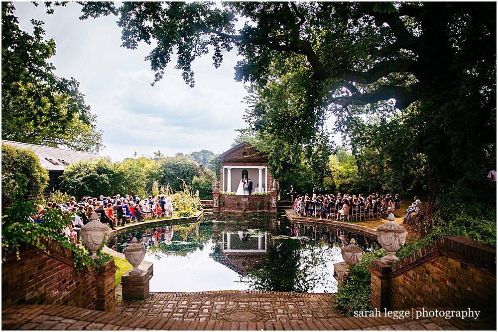 Micklefield Hall Outdoor Wedding Photos By Sarah Legge