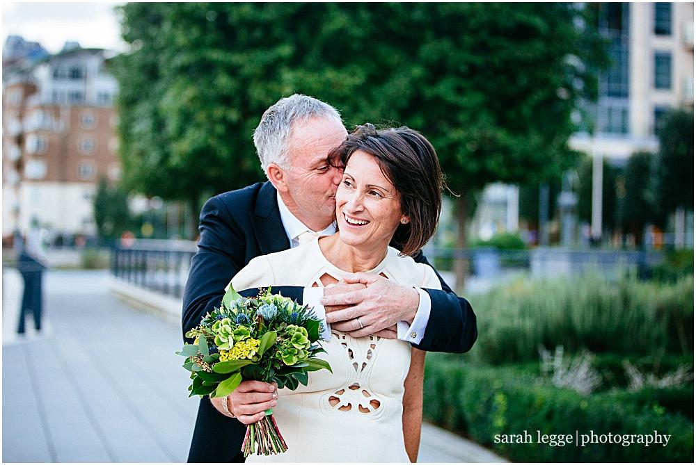 Wandsworth Wedding Photographer – Chris & Alison's relaxed London celebration