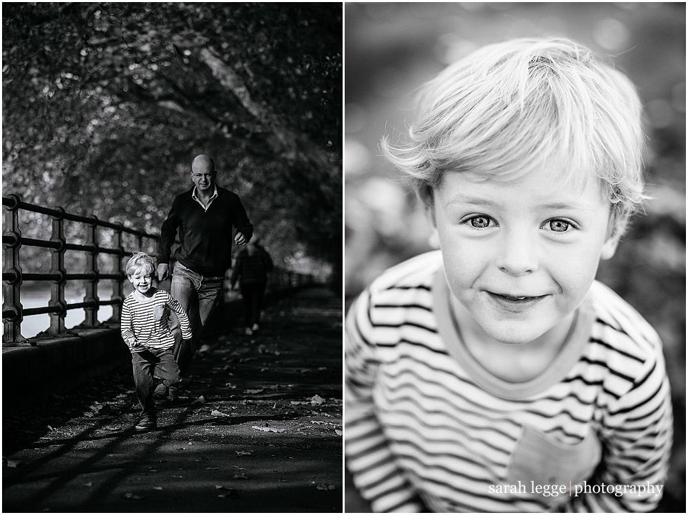 Fulham Family Photographer – Patrick 3 years on!