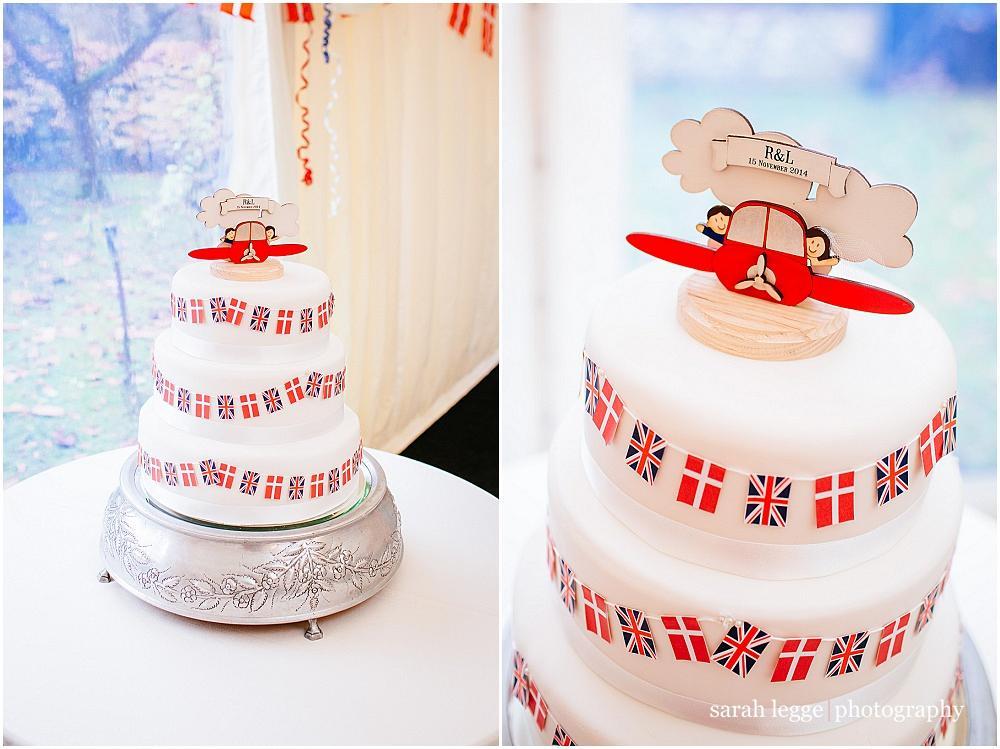 English Wedding Cake Traditions