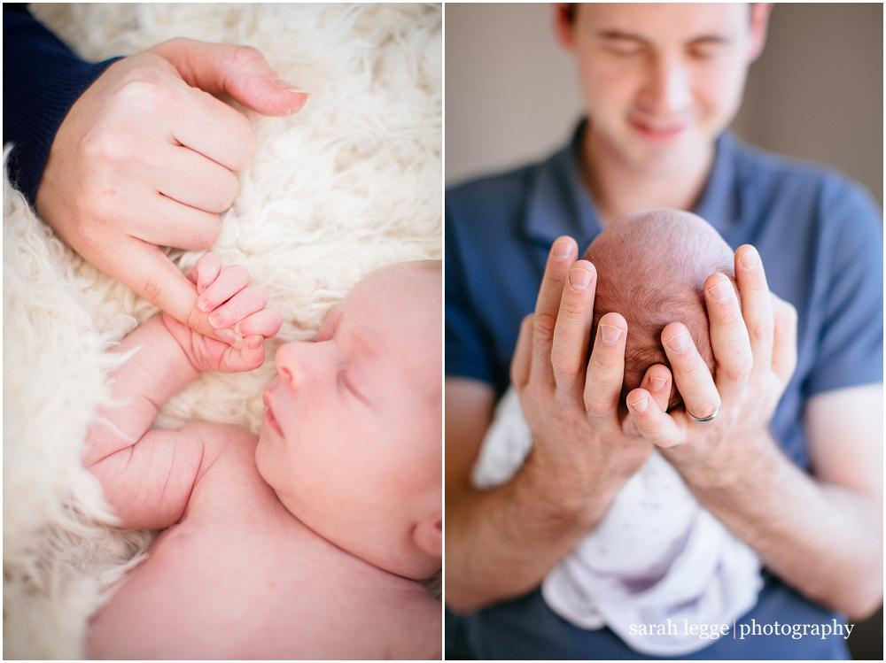 Natural photography of newborns