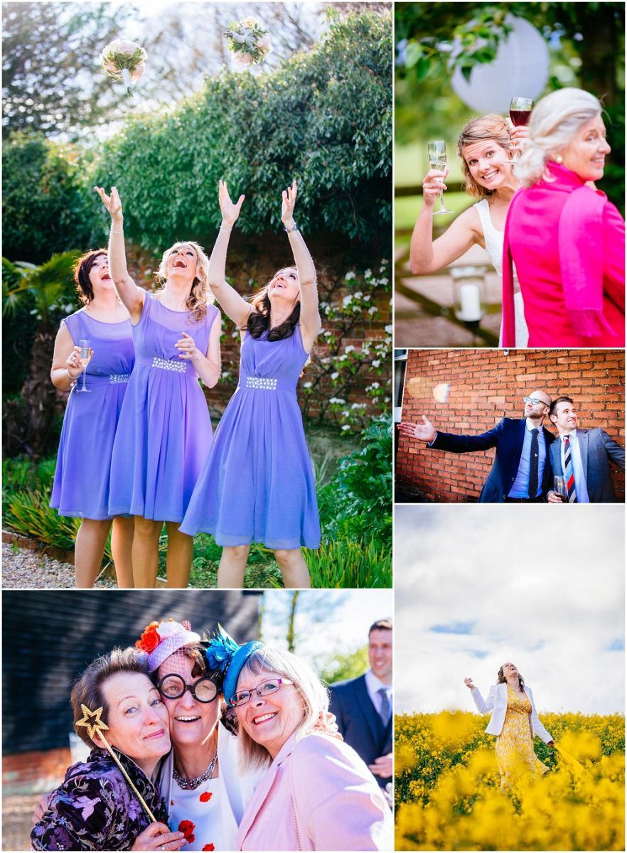 Surrey wedding photographer Fun_0108