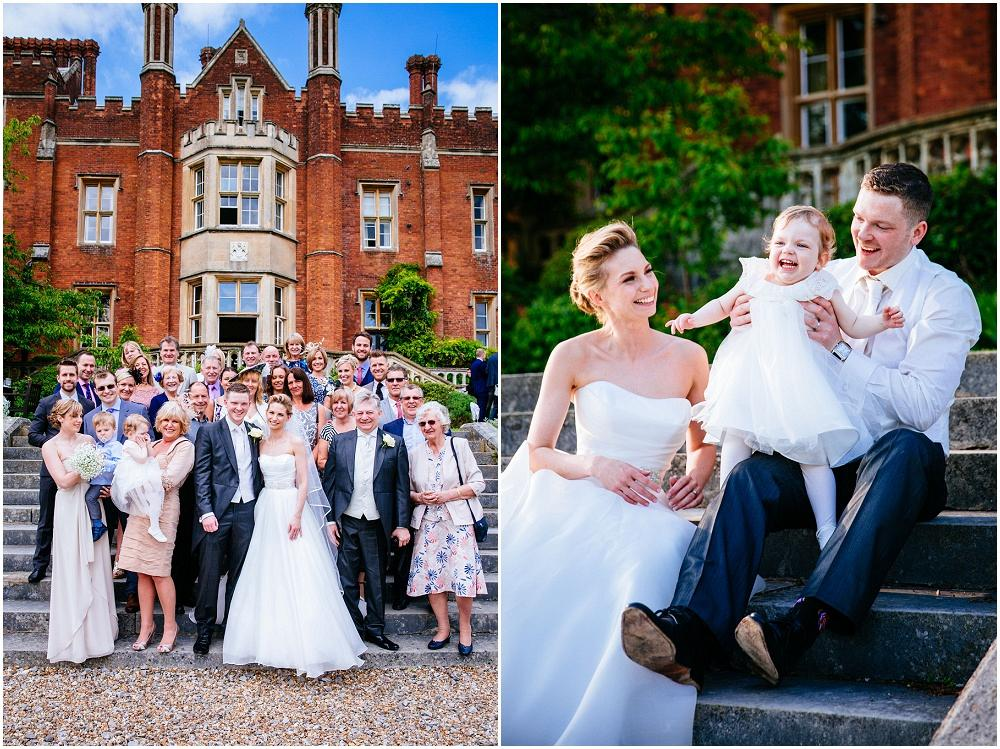 Latimer place wedding photographs