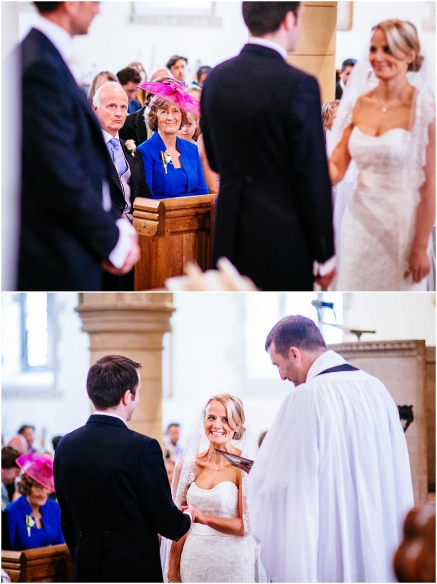 Bentley church wedding