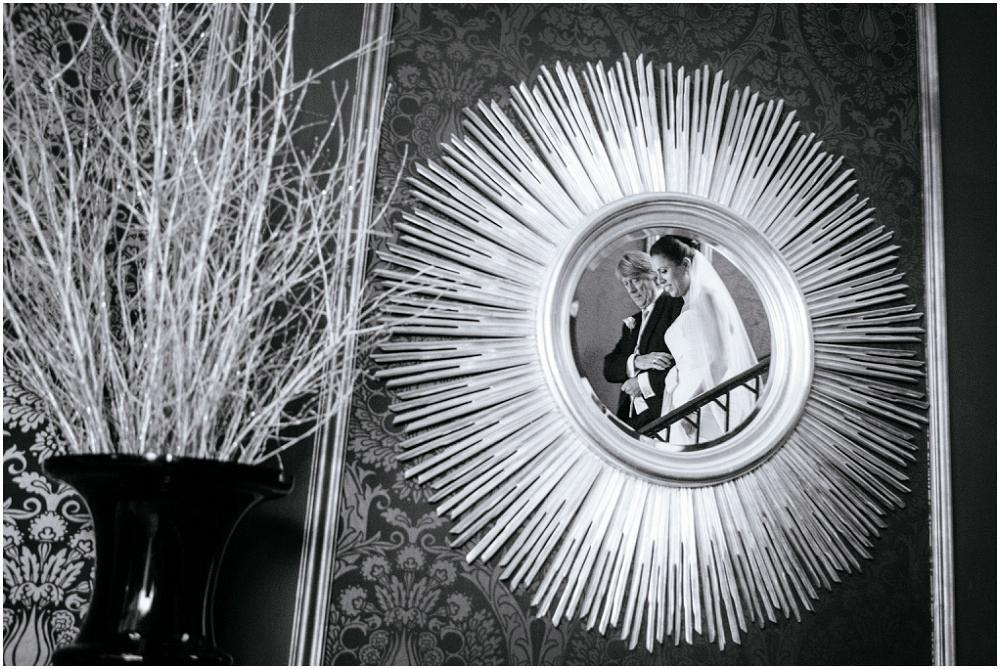 Nonsuch mansion mirror