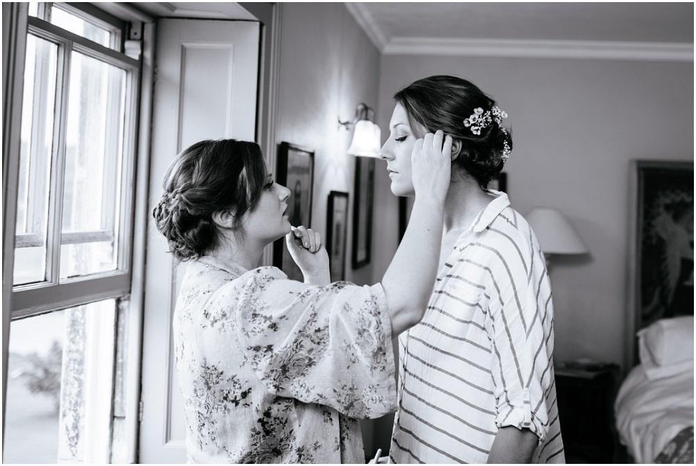 Bride mascara