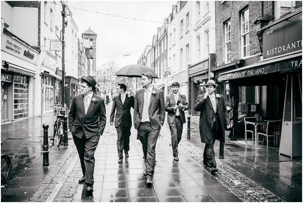 Ushers in london