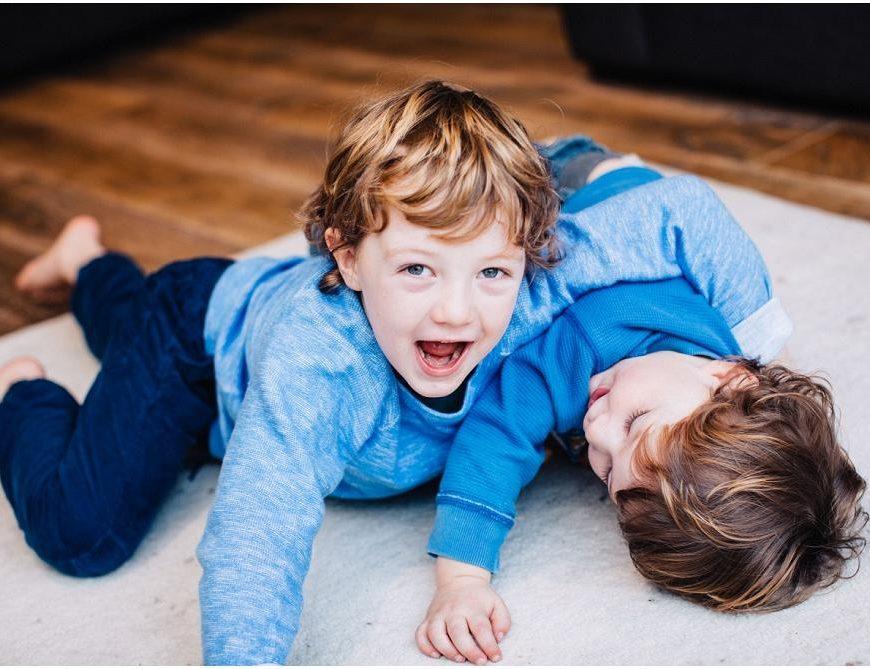 Putney Family Photographer – Rory & Finn