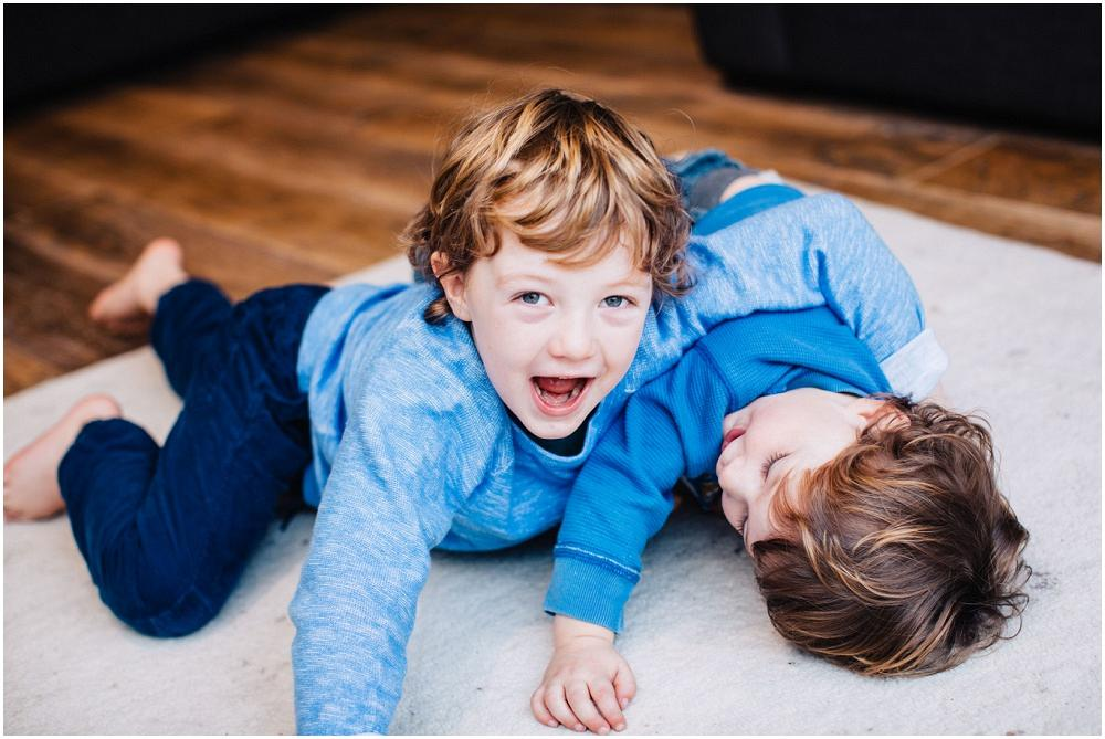Putney Family Photographer – Rory & Finn