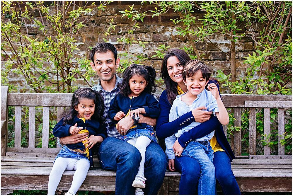 Twickenham family photography