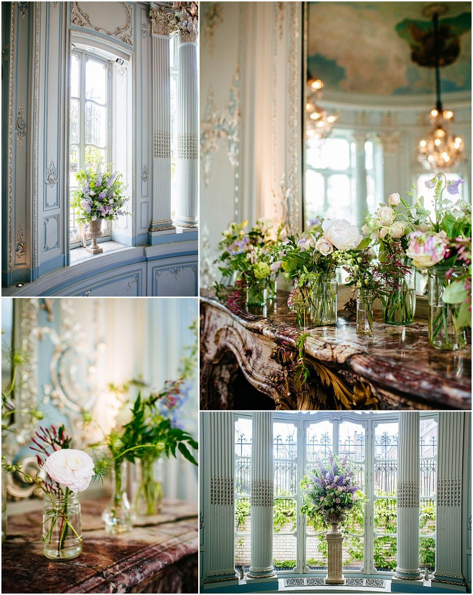 Incredible london wedding flowers