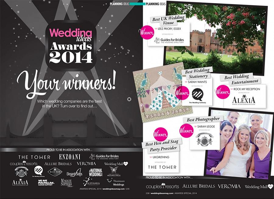 Wedding-Ideas-Magazine-Award-2014