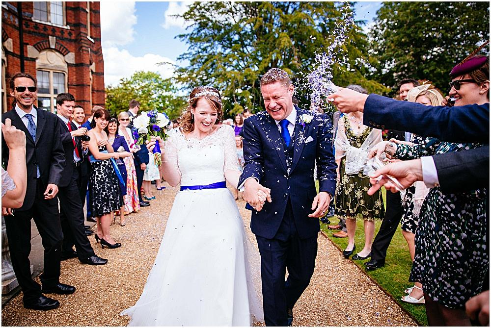 Hampshire Wedding Photographer – Emily & Steve's wedding at The Elvetham