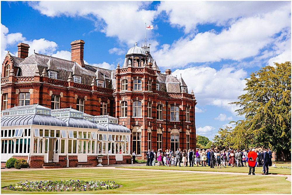 The Elvetham Hampshire wedding venue