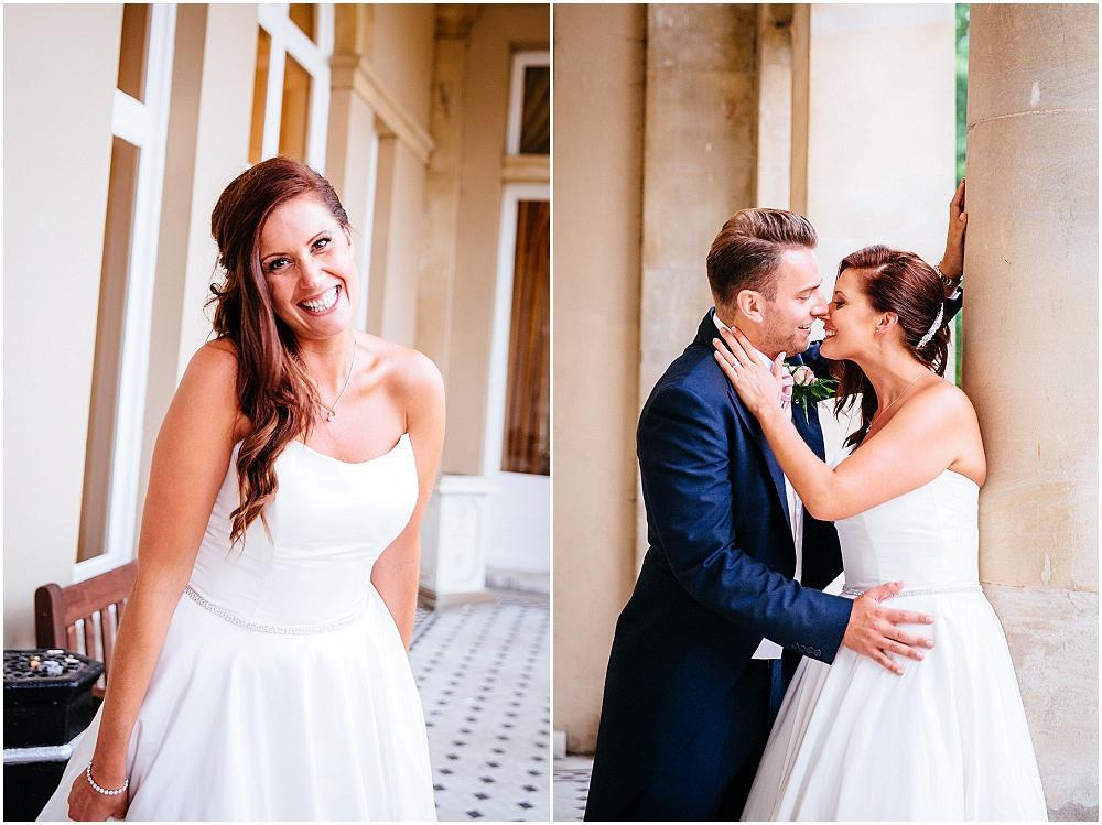 Couple photographs Essex wedding