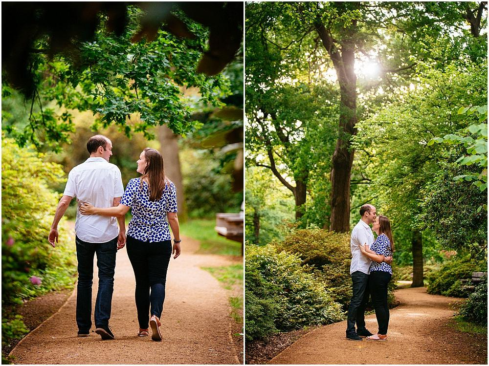 Couple photography in Isabella plantation
