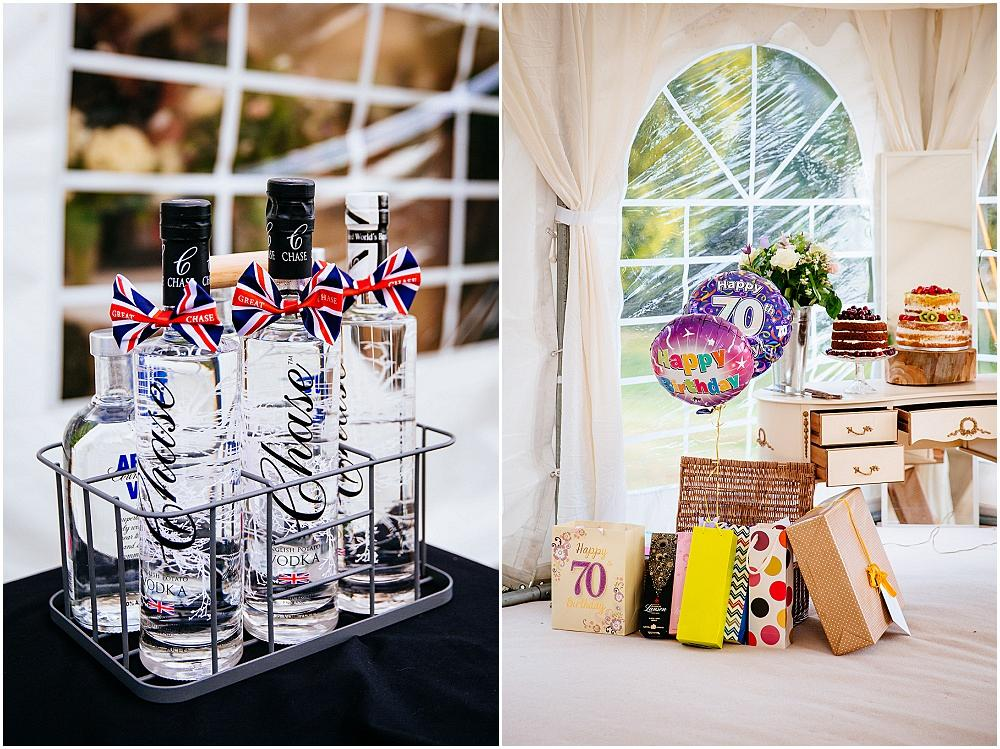 Alcohol for wedding