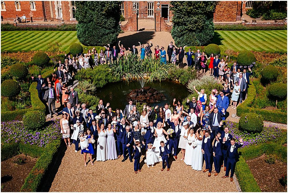 All guest photograph at wotton house