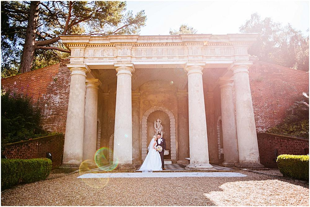 Wotton house couple photography in sunshine