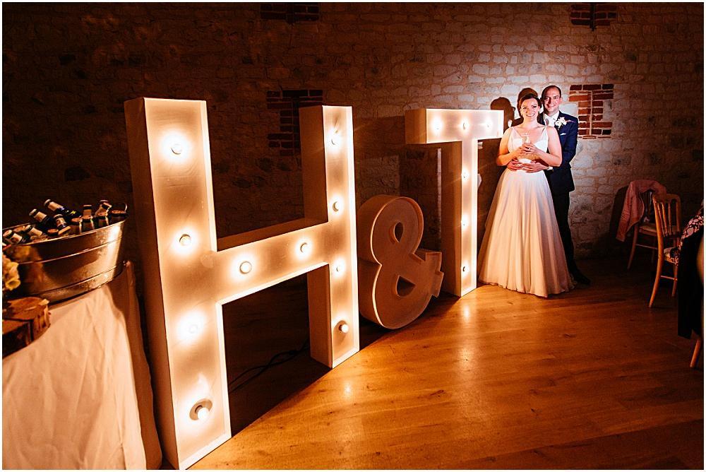 The Barn at Bury Court Wedding Photography – Helen & Tim's autumn wedding