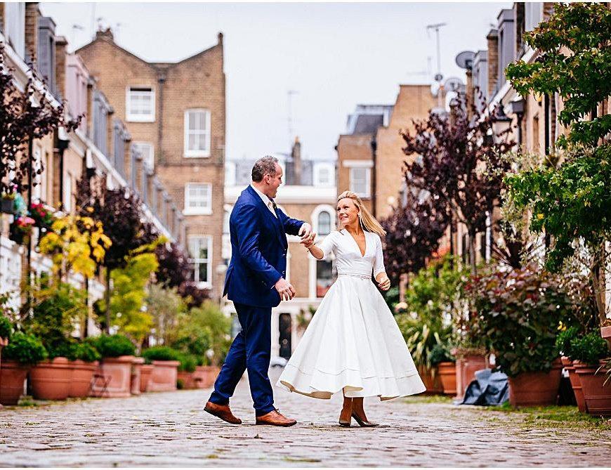 The Amadeus Wedding Photography – Hannah & Sean's relaxed London wedding