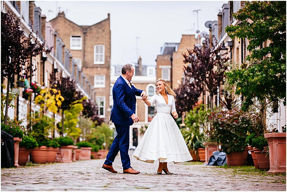 The Amadeus Wedding Photography – Hannah & Sean's relaxed London wedding